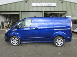 Ford Transit Custom GY16 CTV