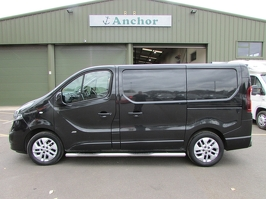 Vauxhall Vivaro RS65 GAS