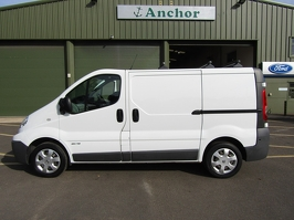 Renault Trafic DY14 KVA