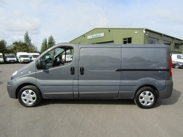 Renault Trafic HT14 DYP