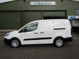 Citroen Berlingo LF15 JBX