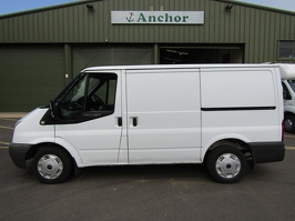 Ford Transit ND60 GGX