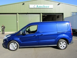 Ford Transit Connect YP18 EXC