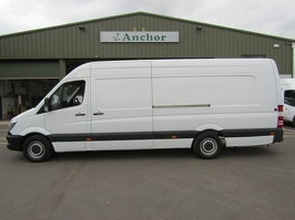 Mercedes Sprinter EK17 PUX