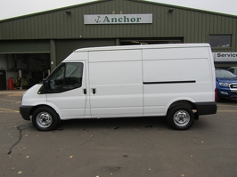 Ford Transit EY13 BPV