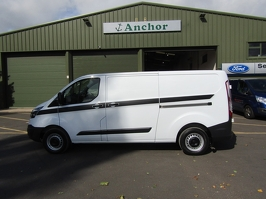 Ford Transit Custom NV15 VXP