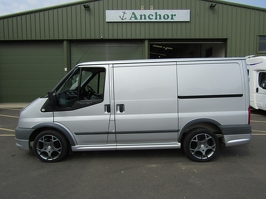 Ford Transit FP61 NEO
