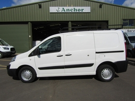 Citroen Dispatch LS58 AYM