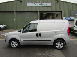 Vauxhall Combo X88 TLH