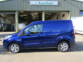 Ford Transit Connect AJ67 FFX