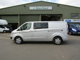 Ford Transit Custom SP16 HMA