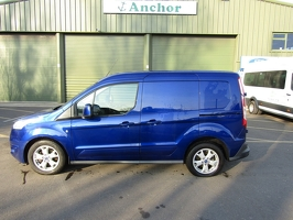 Ford Transit Connect PF16 ZCT