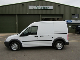 Ford Transit Connect BJ58 OHE