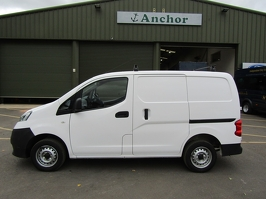 Nissan NV200 BP11 VWA