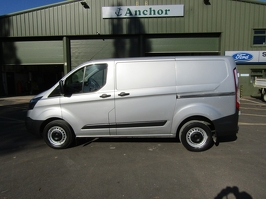 Ford Transit Custom CX14 UUA