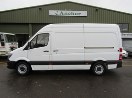 5af9fdae71f93c Used Mercedes Vans - Free Delivery within 150 Miles - Anchor Vans