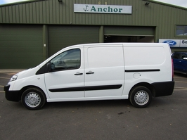 Citroen Dispatch PJ63 NUE