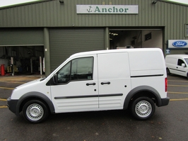 Ford Transit Connect LC62 FYN