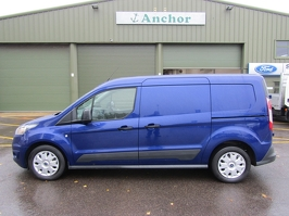 Ford Transit Connect DX15 XML