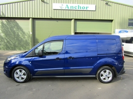 Ford Transit Connect SY67 LKM