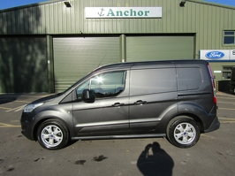 Ford Transit Connect CX66 YON