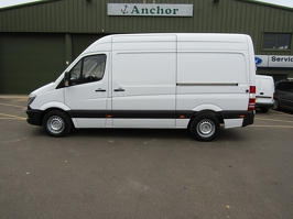 Mercedes Sprinter HN64 DMX