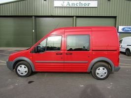 Ford Transit Connect EA09 EYS