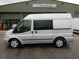 Ford Transit AO62 MSV