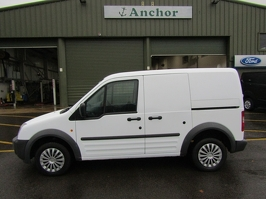 Ford Transit Connect LT58 WBK