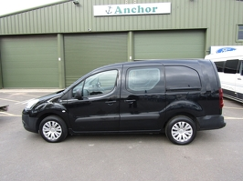 Citroen Berlingo CK14 YSW