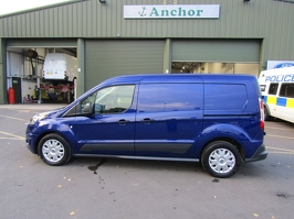 Ford Transit Connect LS18 DVR