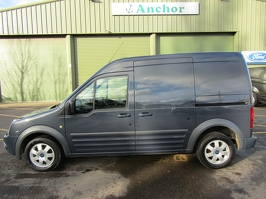 Ford Transit Connect PE62 MTU
