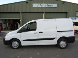 Citroen Dispatch SE15 MGO