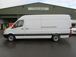 Mercedes Sprinter WU62 ZHB
