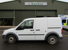 Ford Transit Connect HK62 FMM