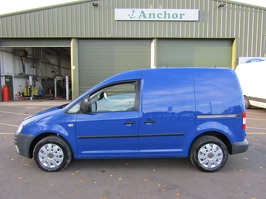 Volkswagen Caddy DX09 OEH