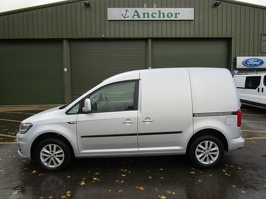 Volkswagen Caddy DF66 WWO