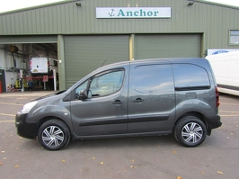 Citroen Berlingo FN16 HFU