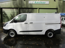 Ford Transit Custom FL65 PDX