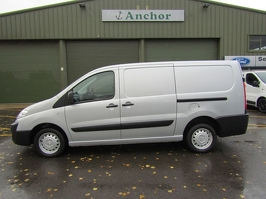 Citroen Dispatch LD16 LXU