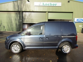 Volkswagen Caddy RX16 FCL