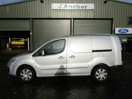 Citroen Berlingo SA17 SCX