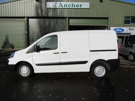 Citroen Dispatch PN66 XYK