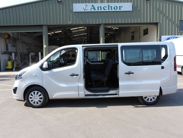 c1d5e982b09580 Used Mercedes Vito Dualiner Automatic 113 LN64 BKO - Anchor Vans