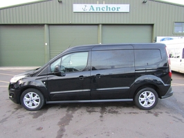 Ford Transit Connect YR65 YNU