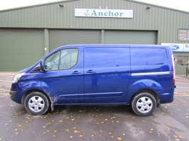 Ford Transit Custom LY16 LYV