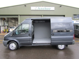 Ford Transit WN61 SSJ
