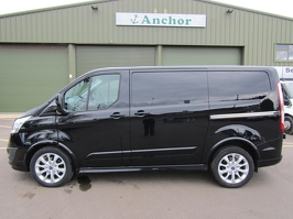 Ford Transit Custom DX17 PZR