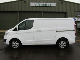 Ford Transit Custom MX14 YKG