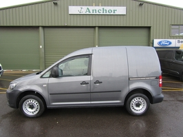 Volkswagen Caddy GD15 EKW
